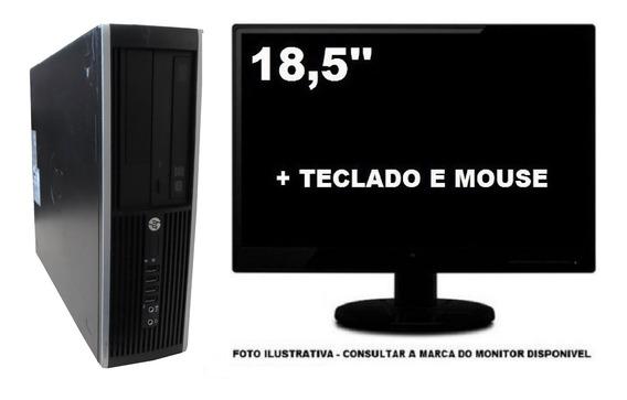 Computador Hp 8300 Core I7 3770 8gb 240gb Ssd Mon 18,5