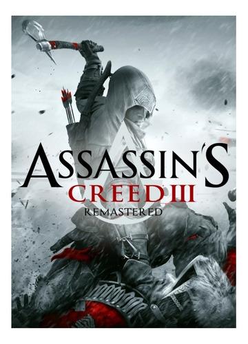 Assassin's Creed III Remastered Ubisoft PC Digital