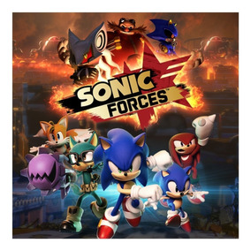 Sonic Forces + 6 Dlcs Pc