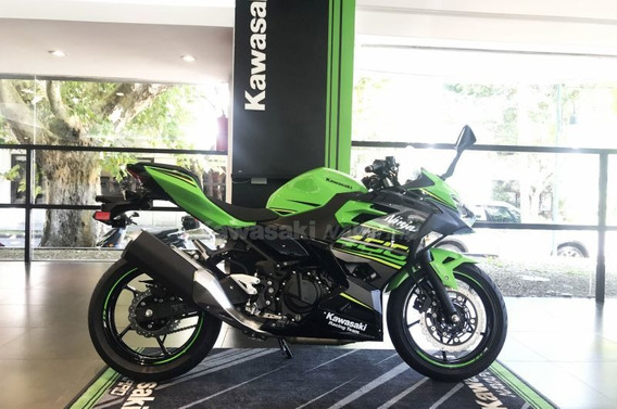 Kawasaki Ninja 400 Abs 0km Nuevo 2019