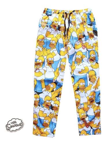Homero Pants - Licencia Oficial Los Simpsons