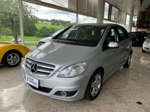 Mercedes-benz B 180 1.7 Automática Gasolina Prata 2010
