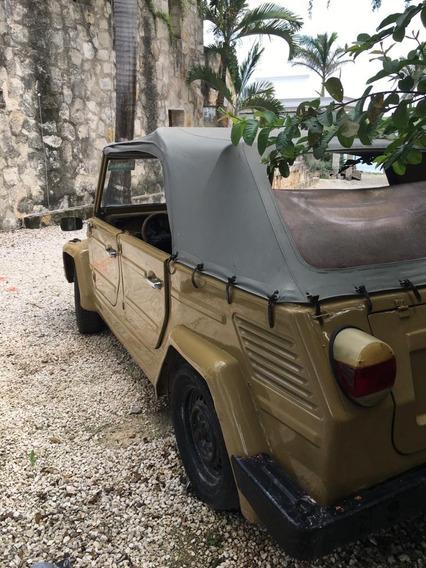 Volkswagen Safari Tipo 181
