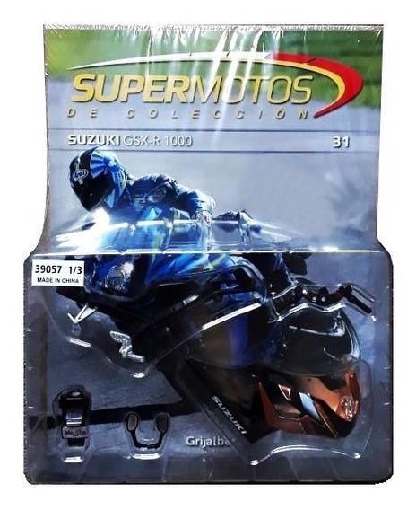 Supermotos De Colección N°31 - Suzuki Gsx-r 1000- Parte 1/3