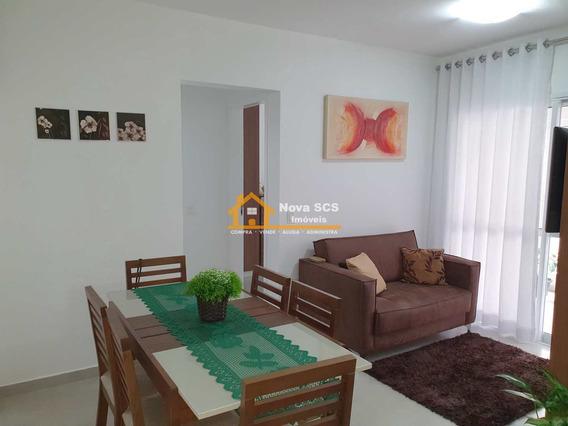 Apartamento Com 1 Dorm, Santa Paula, São Caetano Do Sul - R$ 340 Mil, Cod: 708 - V708