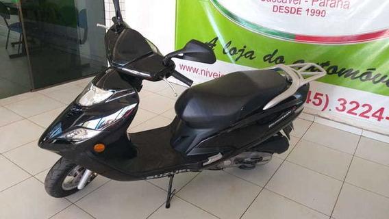 Suzuki Burgman An-125(scooter) 2013