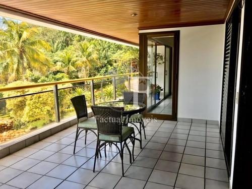 Apartamento Com 3 Dormitórios À Venda, 168 M² Por R$ 650.000,00 - Morro Sorocotuba - Guarujá/sp - Ap10401