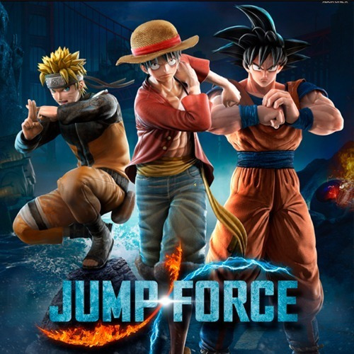 Jump Force Ultimate Edition-pc-dvd(midia Fisica)