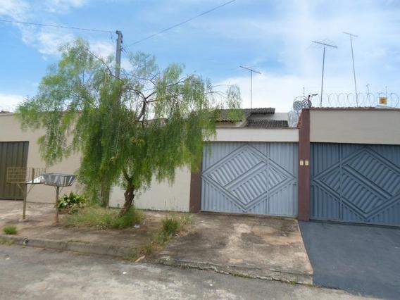 Casa Em Jardim Alto Paraíso, Aparecida De Goiânia/go De 78m² 2 Quartos À Venda Por R$ 125.000,00 - Ca248588