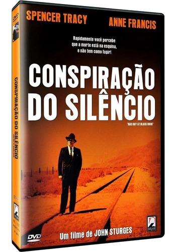 Imagem 1 de 1 de Conspiração Do Silêncio - Dvd - Spencer Tracy - Robert Ryan