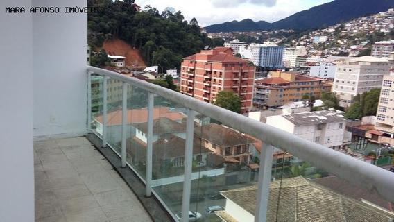 Apartamento Para Venda Em Teresópolis, Agriões, 3 Suítes - Ap034