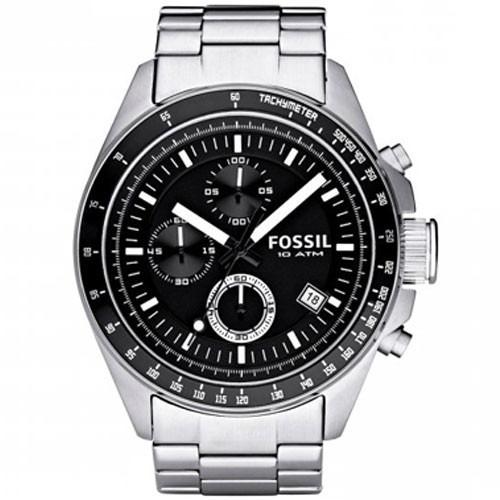 Relógio Fossil Fch2600z + Garantia De 2 Anos + Nf
