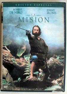 Dvd - La Mision - Dvd Original Tapa Copia
