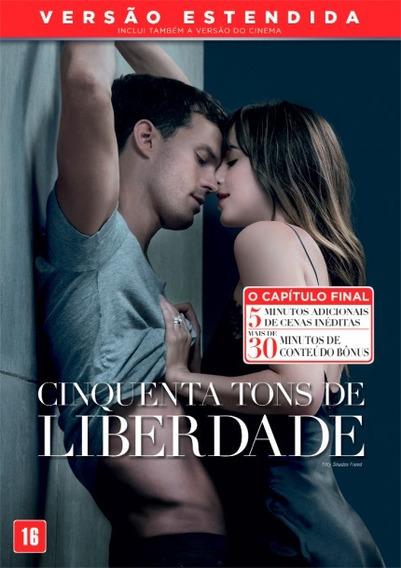 Dvd: 50 Tons De Liberdade - Original Lacrado