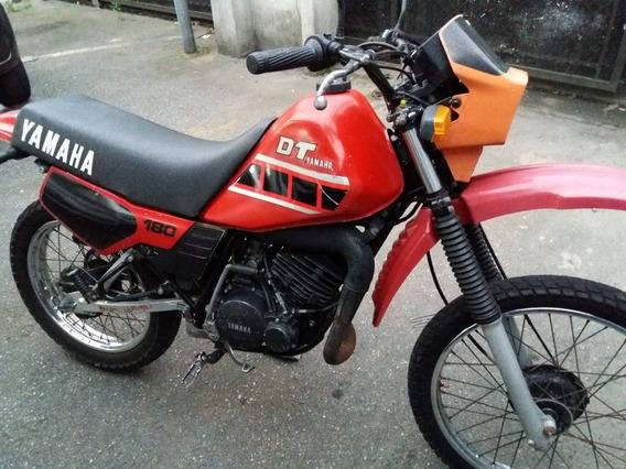 Yamaha Moto Yamaha D T 180