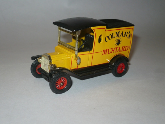 G. Pozzolo - Matchbox Yesteryear Nº Y- 12 Ford T 1912 Colman