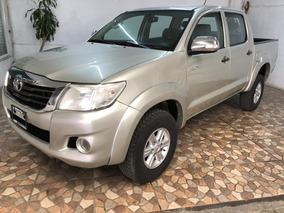 Toyota Hilux Sr Impecable Como Nueva Factura Originalcredito