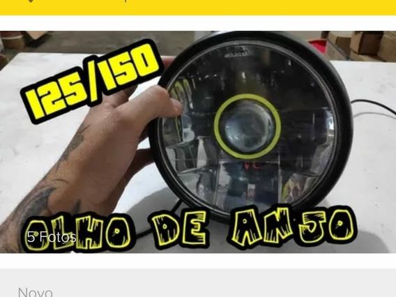 Farol Olho De Anjo Fan Titan 125 150