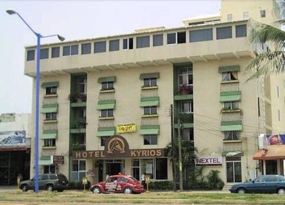 Venta De Hotel En La Mejor Zona De Veracruz