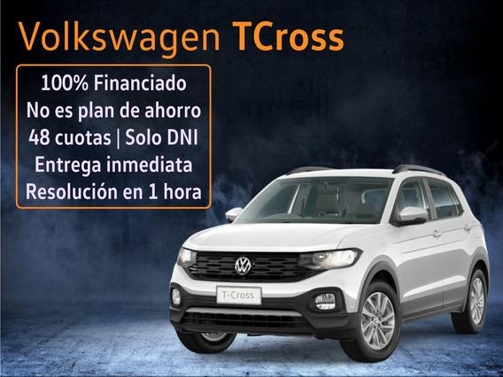 Volkswagen T-cross Financio Tasa 0% Tcross Tel 1159962463 Vw