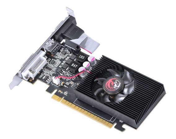 Placa De Vídeo Pcyes Geforce Gt 430 2gb Nf-e Gamer Barato