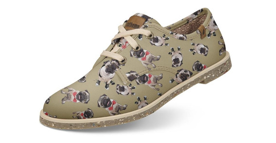 Sapato Casual Legend Vegano Barthô Pug Usthemp