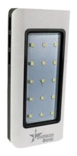 Power Bank Pila Bateria Solar Linterna Triple Usb 20000 Mah