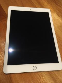 iPad Air 2 64gb Wifi (silver) Como Nuevo + Teclado Logitech