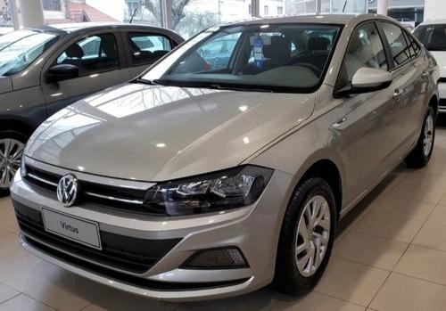 Volkswagen Virtus 1.6 Comfortline Retira Con $350.000 Lm