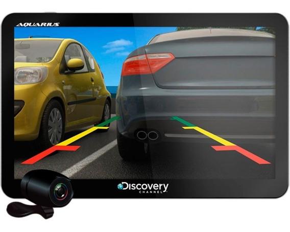 Navegador Gps 7 Polegadas Discovery Tv Digital Câmera De Ré