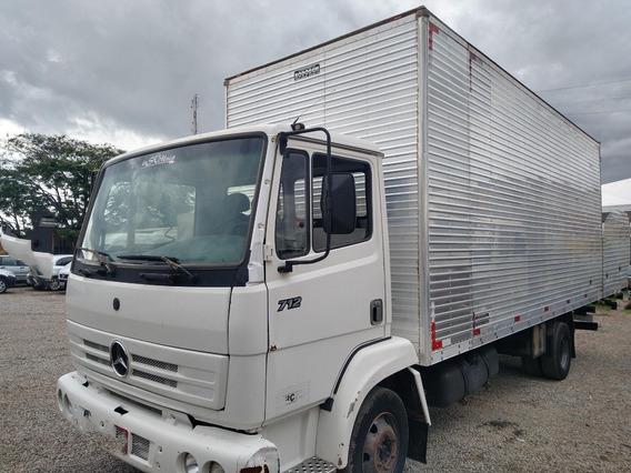 Mb 712/99 Branco Com Baú