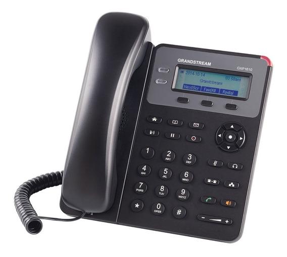 Teléfono Ip Gxp1610 Grandstream Smb De 1 Línea, Lote 5 Pzas