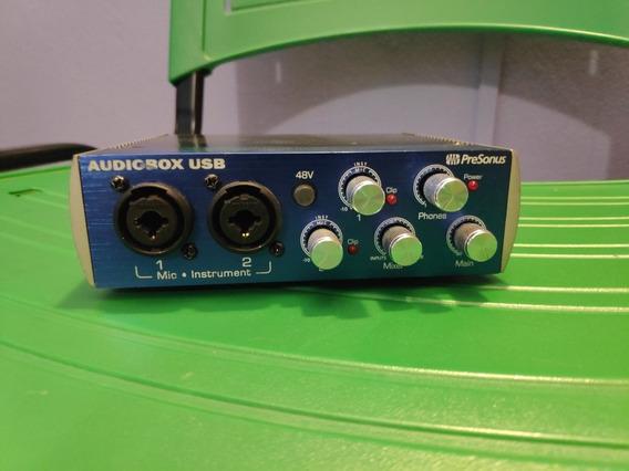 Interface De Áudio Presonus Audiobox Usb Drivers Asio