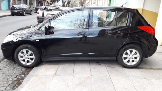Nissan Tiida Tekna 5p 2010