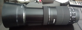 Lente Canon Zoom Ef-s 55-250mm F/4-5.6 Is Stm Tele