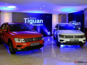 Volkswagen Tiguan Allspace 7 Asientos Preventa Exclusiva