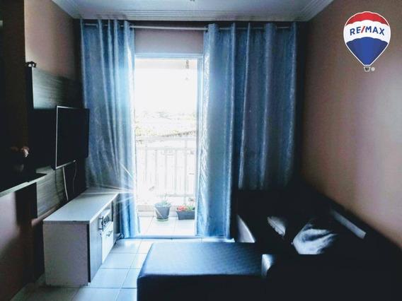 Apartamento Com 2 Dormitórios Pleno Residencial, 73 M² - Centro - Ananindeua/pa - Ap0563