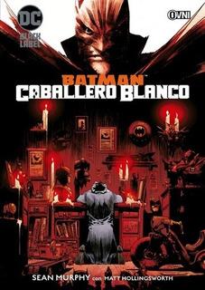 Batman: Caballero Blanco - Sean Murphy