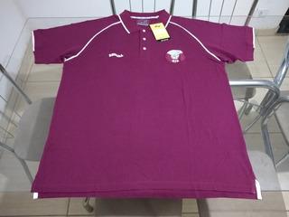 Camisa Seleção Futebol Qatar Polo Burrda Oficial