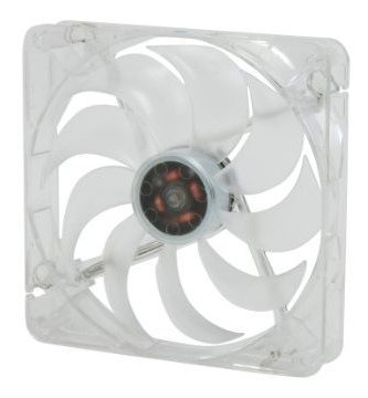 Ventilador Rosewill 140mm Led Cooling Case Fan For Computer