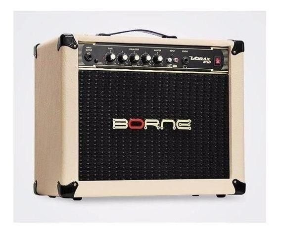 Amplificador De Guitarra 40w Borne Vorax 840