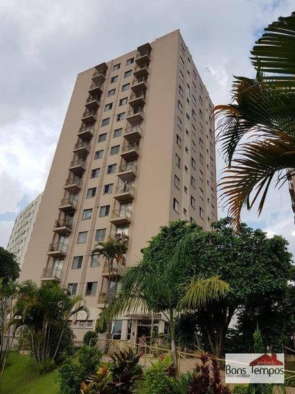 Apartamento Com 2 Dormitórios À Venda, 62 M² Por R$ 288.000 - Penha - São Paulo/sp - Ap4009