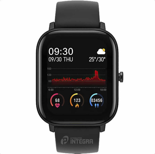 Smartwatch Blanco Reloj Bluetooth U8 Android iPhone Samsung