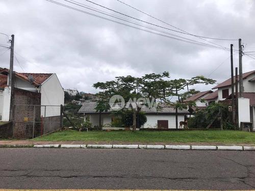 Imagem 1 de 5 de Casa À Venda | Terreno Com 1.210  M² - Bairro Rondônia - Novo Hamburgo/rs - Ca3388