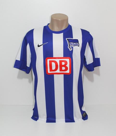 Camisa Original Hertha Berlim 2012/2013 Home