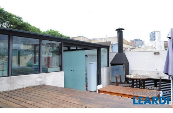 Casa Em Condomínio - Vila Madalena - Sp - 568424