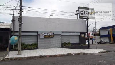 Prédio Comercial Av. Carlos De Lima Cavalcanti - Próximo Hosp. Protolinda - Ca0055