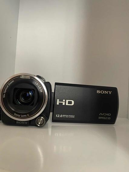Filmadora Sony - Hxr Mc50u