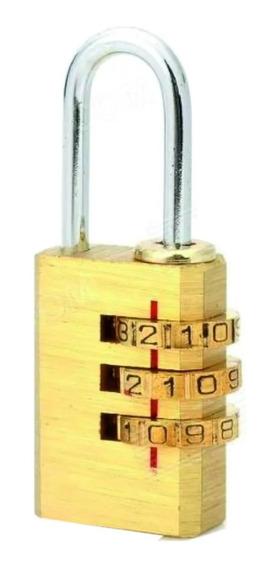 Candado Combinacion Numerica Locker Full