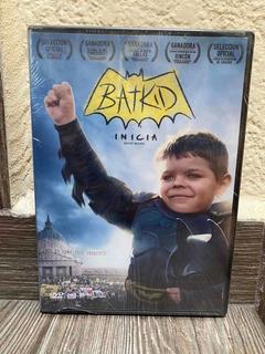 Batkid Inicia Begins Dana Nachman Dvd Nuevo